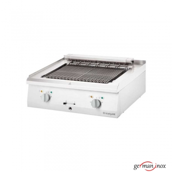 Electric water grill with grate 700 ND series, 8.2 kW, 400 volts, 800 x 700 x 250 mm
