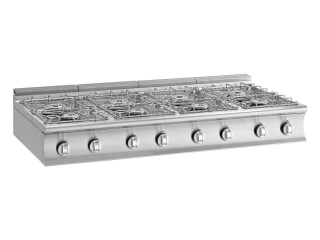 Modular Gasherd 8 Flammig 57 Kw 1800x900x250mm Gunstiger