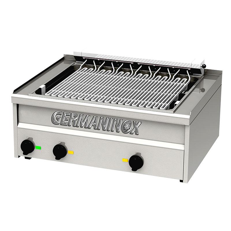 wassergrill elektro wasser grill 800x 600mm 8kw 400v g nstiger gastronomie online shop. Black Bedroom Furniture Sets. Home Design Ideas