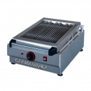 Electric water char grill 400 V 3,78 kW